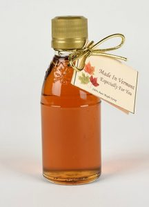 vermont maple syrup party favor nip
